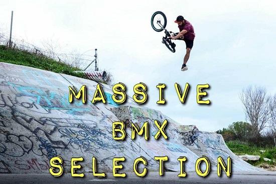Massive BMX bike range at Life of Bikes