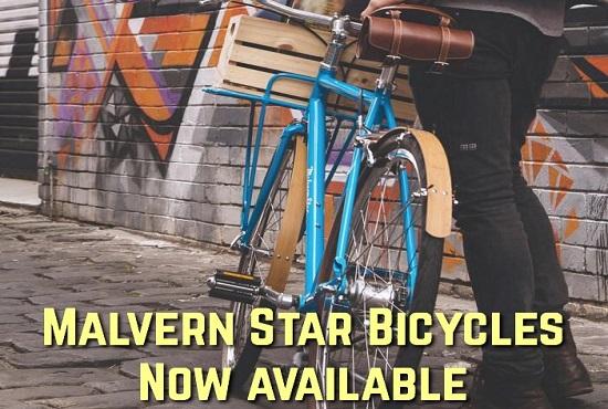 Malvern Star Bikes In Store