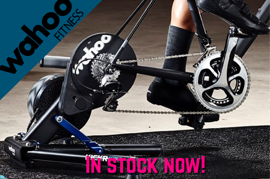 Life of Bikes now stocking Wahoo Fitness - Kickers, Snaps and Sensors