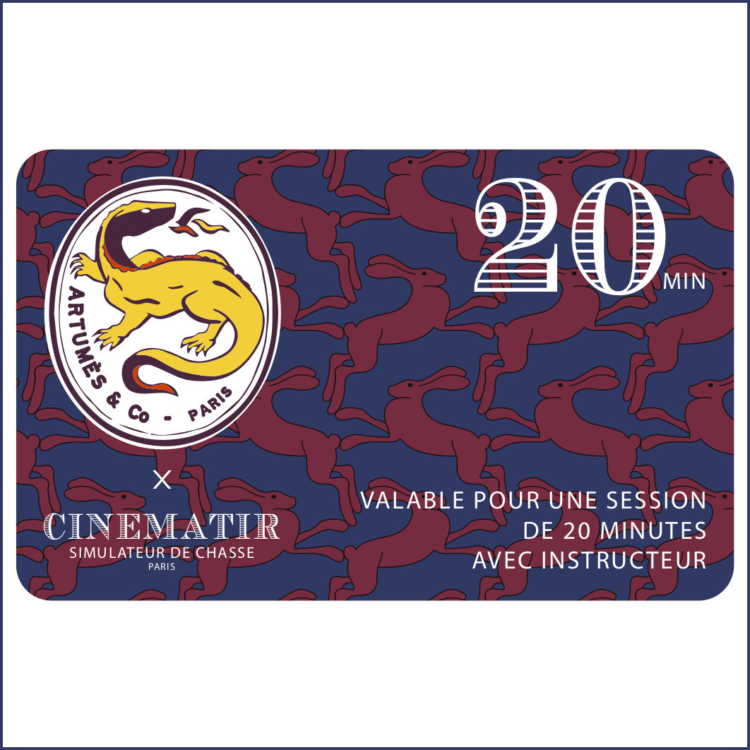 CARTE CADEAU CINEMATIR