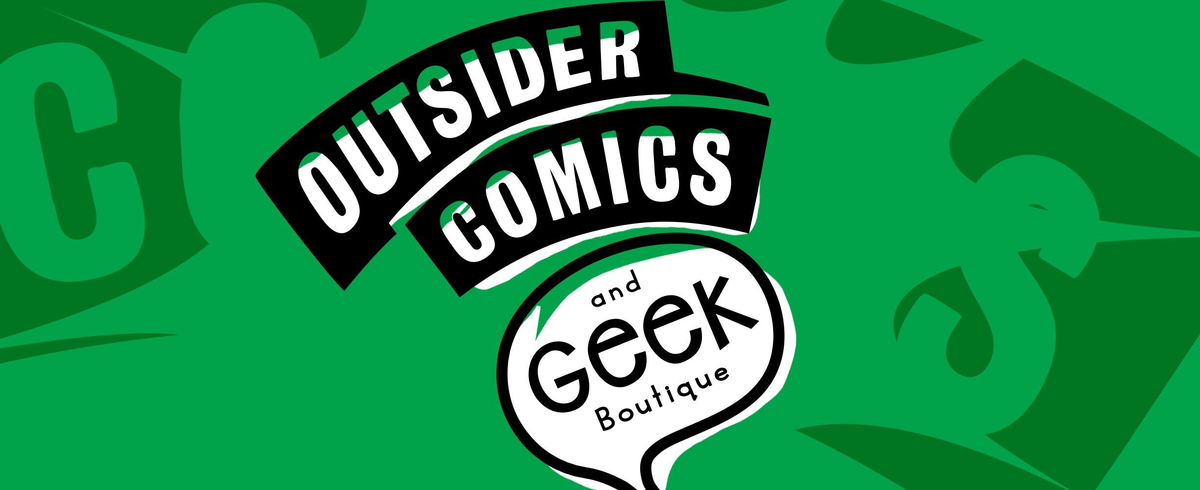 Outsider Comics & Geek Boutique
