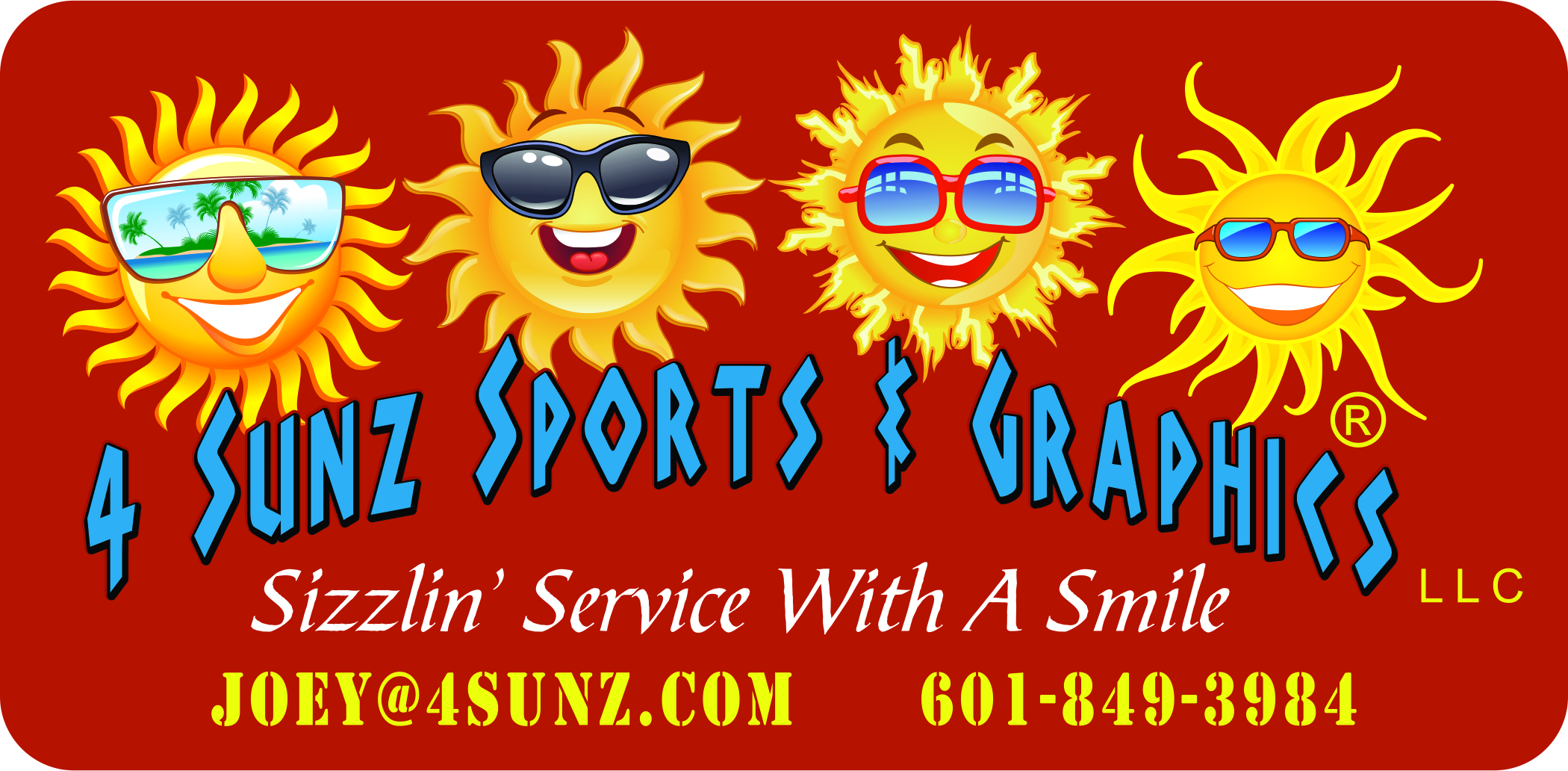 4 Sunz Sports & Graphics, LLC