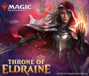 Throne of Eldraine Preorders