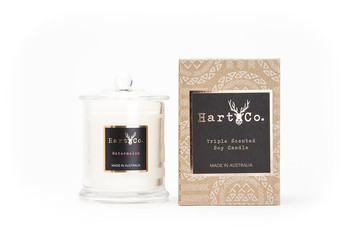Double Wick Scented Candles