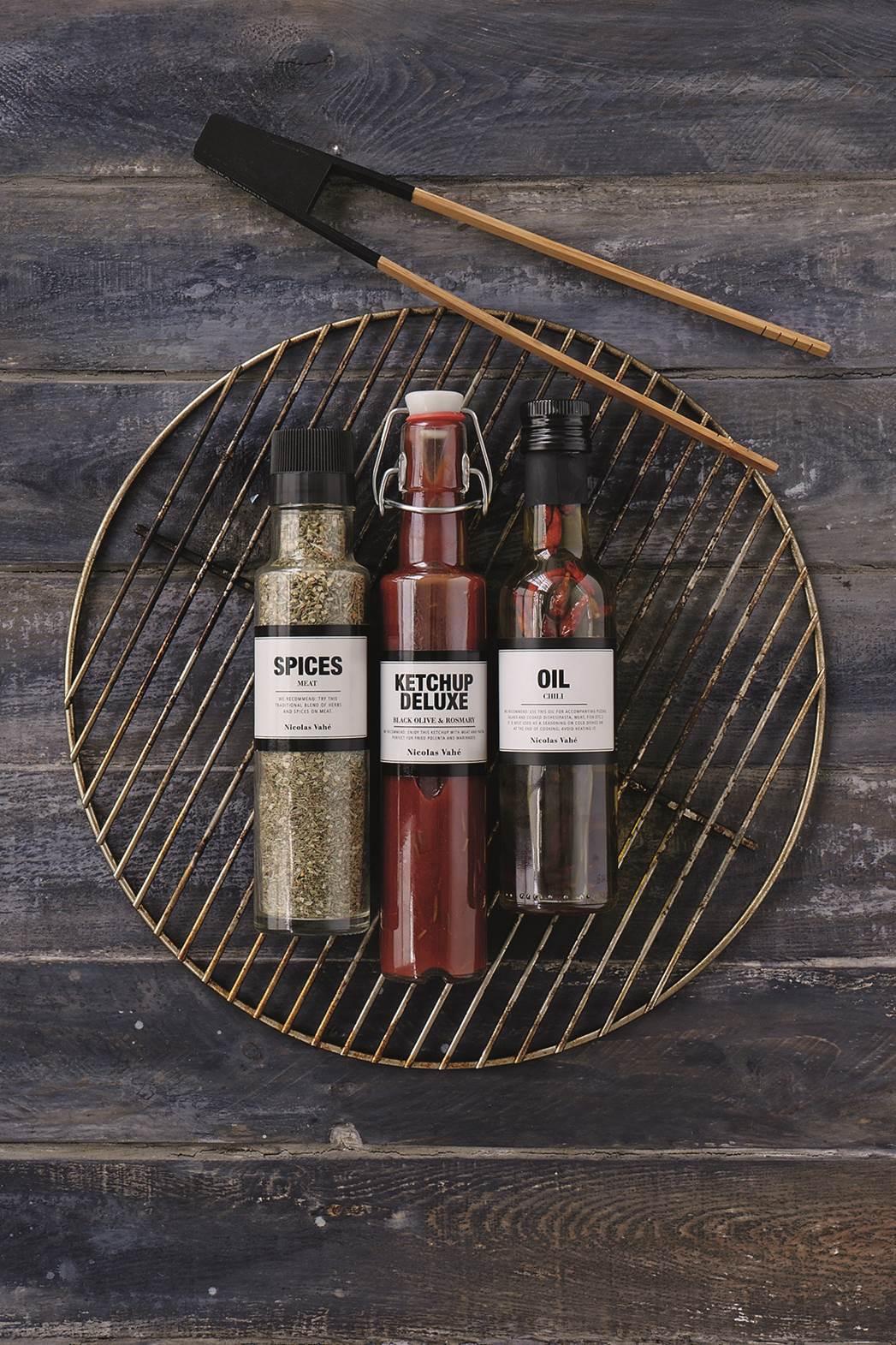 summer sommer grill grilltid nicolas vahé specialiteter