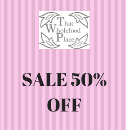 50% OFF Clearance Items