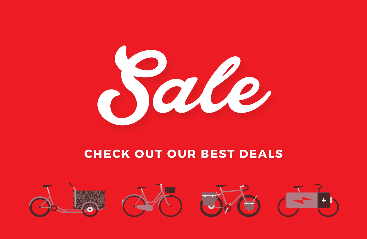 Bikes & Accessories on Sale