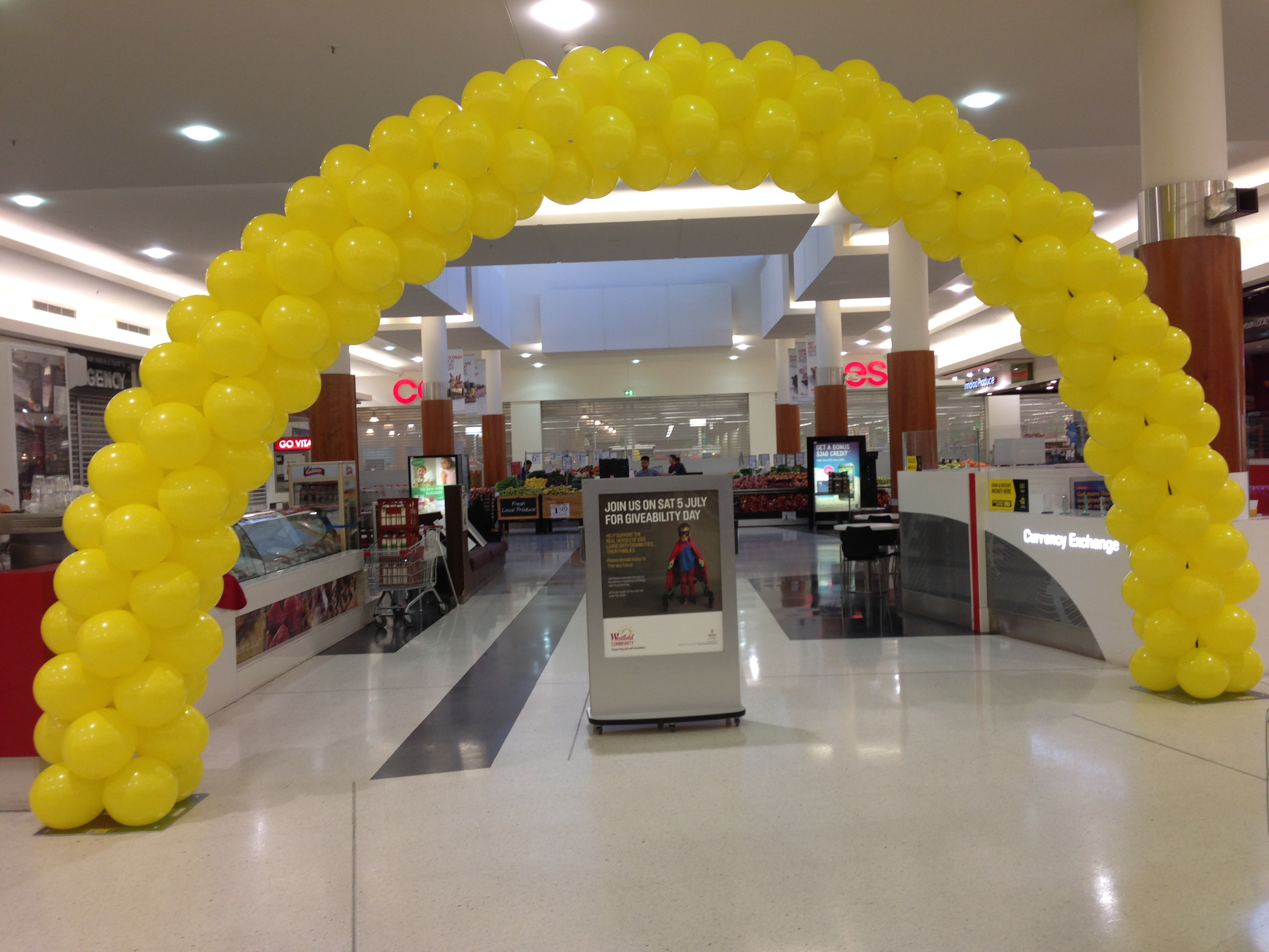 Balloon Arch Specialists