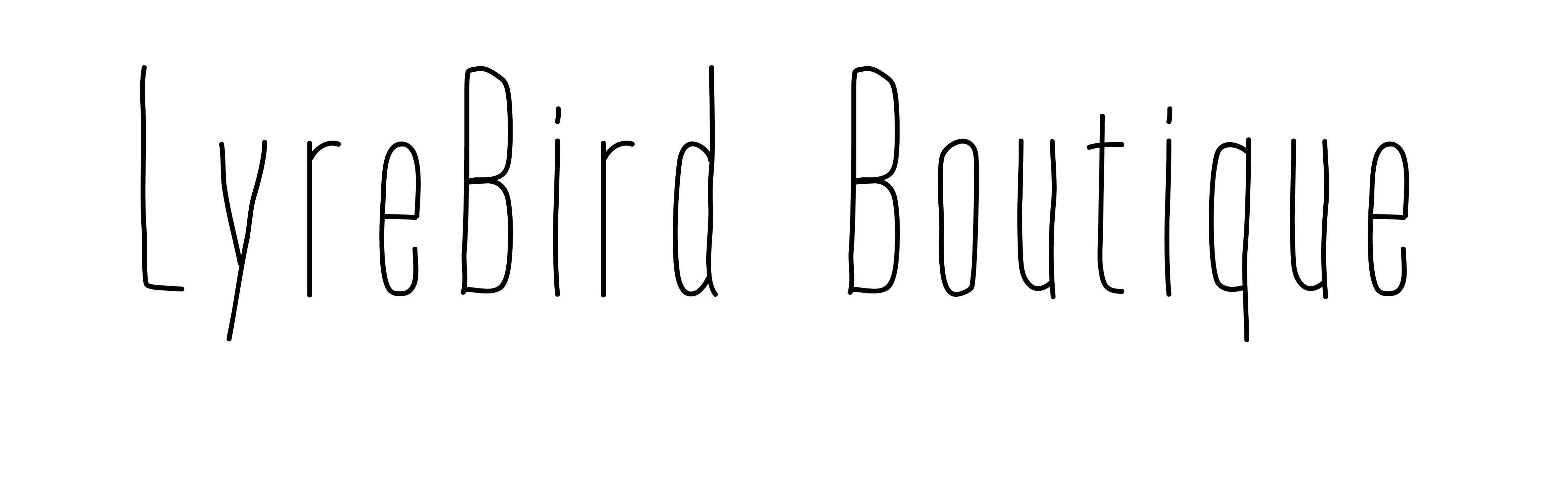 LyreBird Boutique