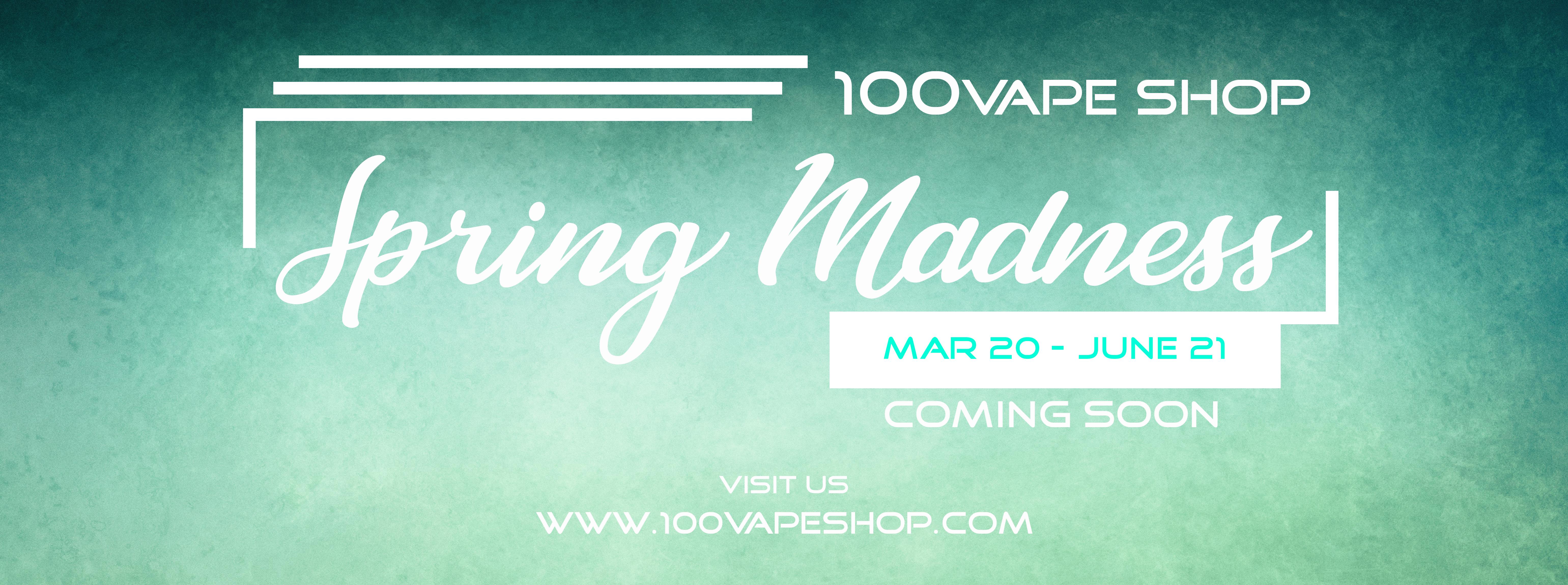 100 Vape Shop Ltd |
