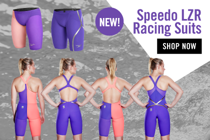 New Speedo LZR Racing Suits