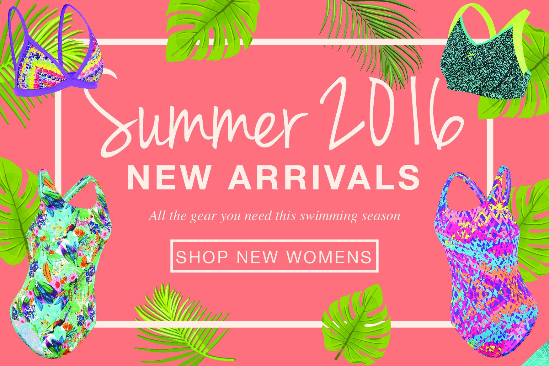 Shop New Season Womens