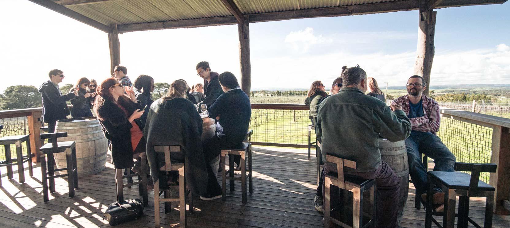 De Salis Wines Cellar Door open 7 Days