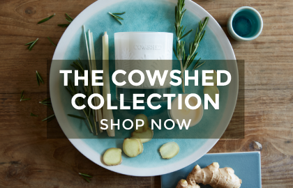 CELEBRATE CHRISTMAS WITH COWSHED