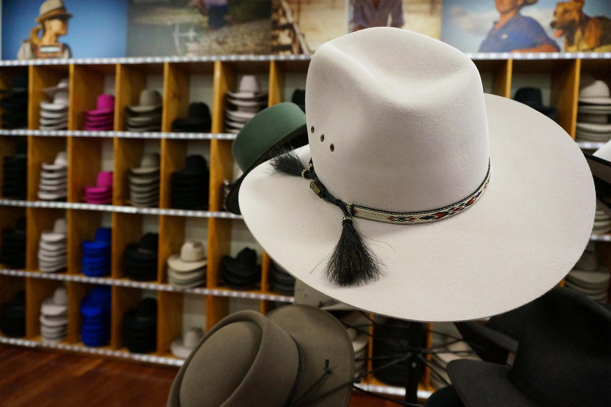 Large Akubra Hat Range