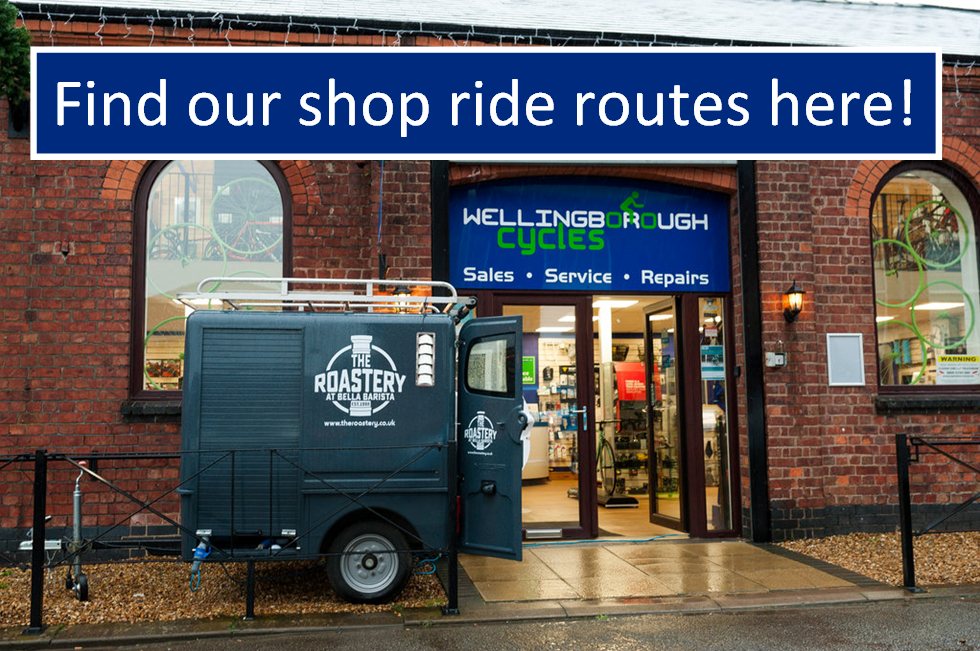 Wellingborough Cycles Shop Ride