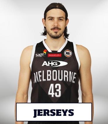 Melbourne United Jerseys