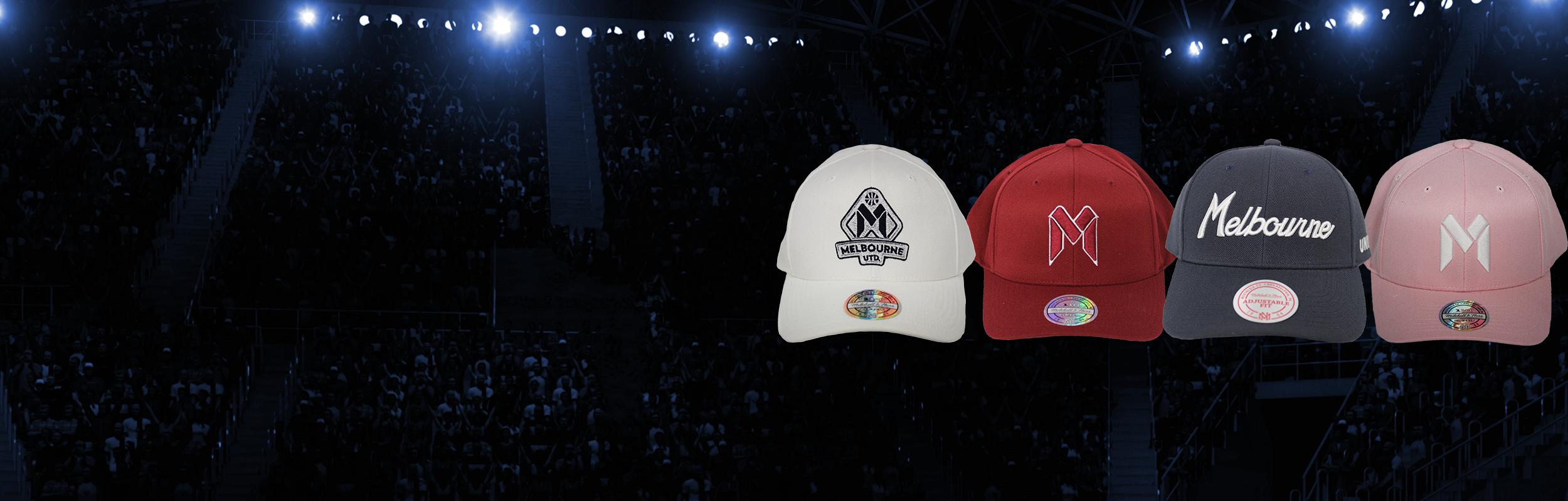 Melbourne United Headwear