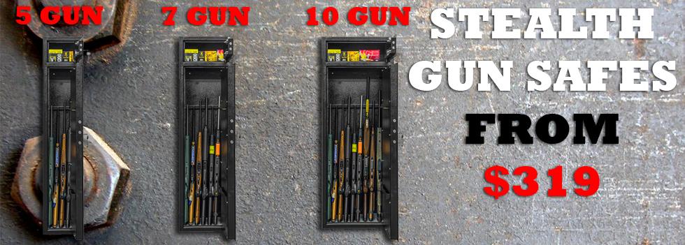 Stealth safes