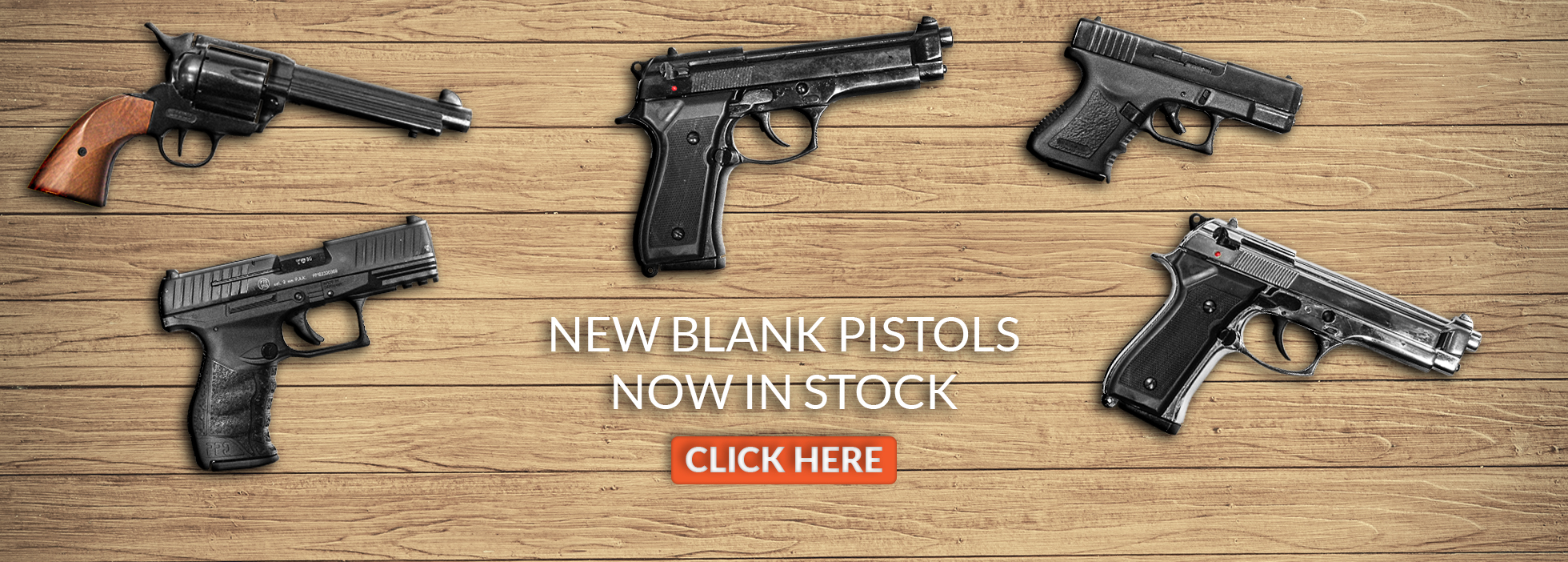 Blank Pistols
