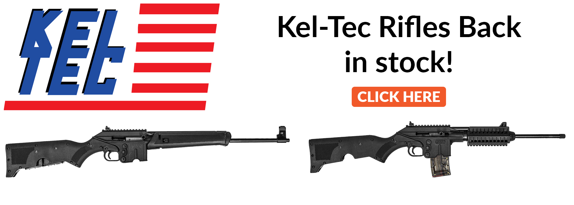 Kel-Tec Rifles
