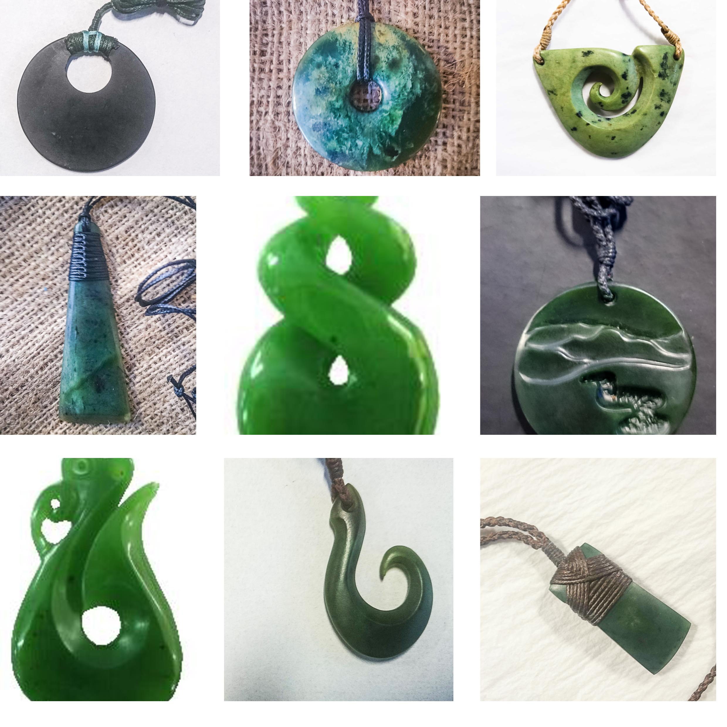 nz carving greenstone