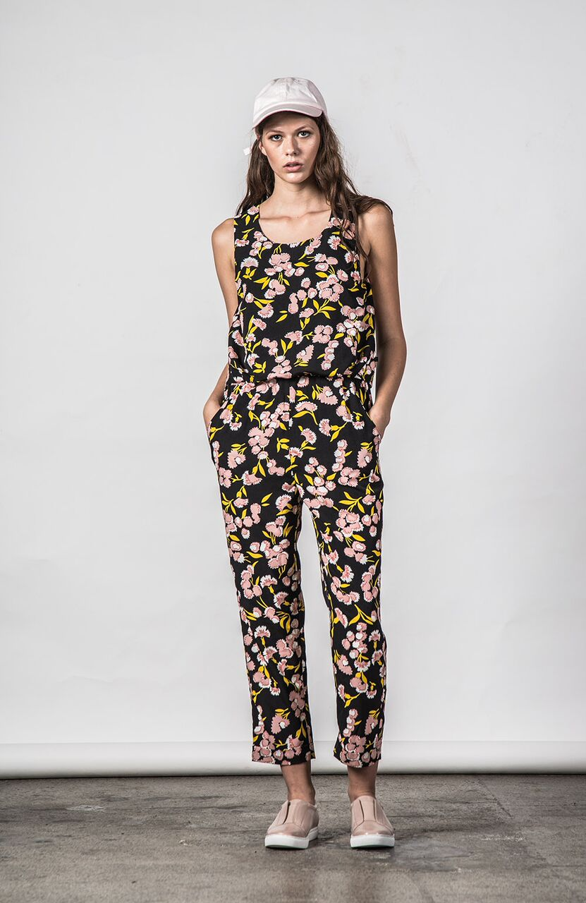 THING THING CHASE JUMPSUIT WILDFLOWER