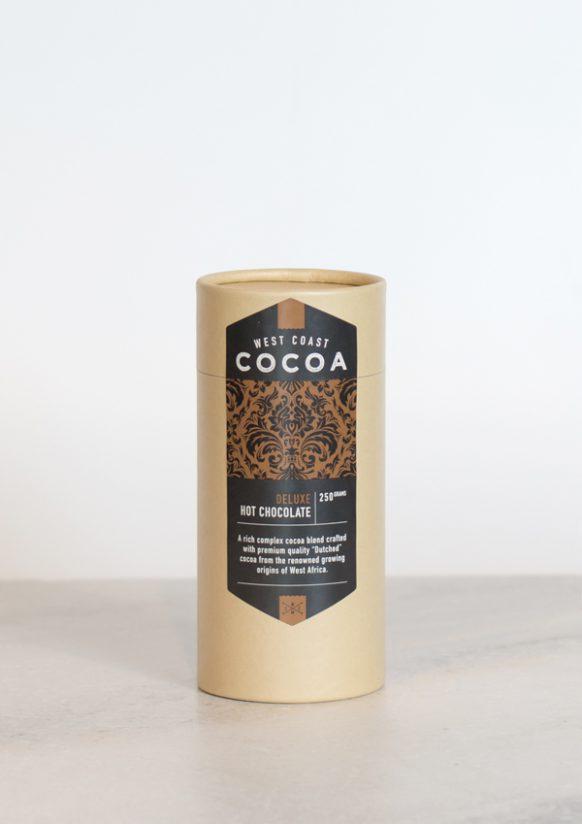 WEST COAST COCOA DELUXE CHOCOLATE