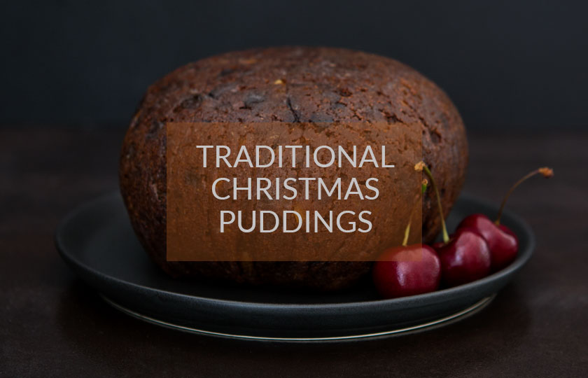 Buy Christmas Puddings