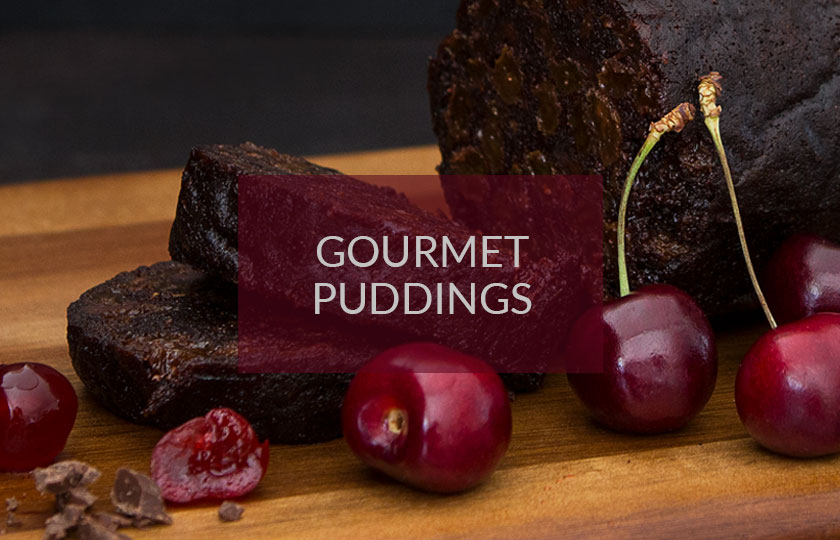 Buy Gourmet Puddings