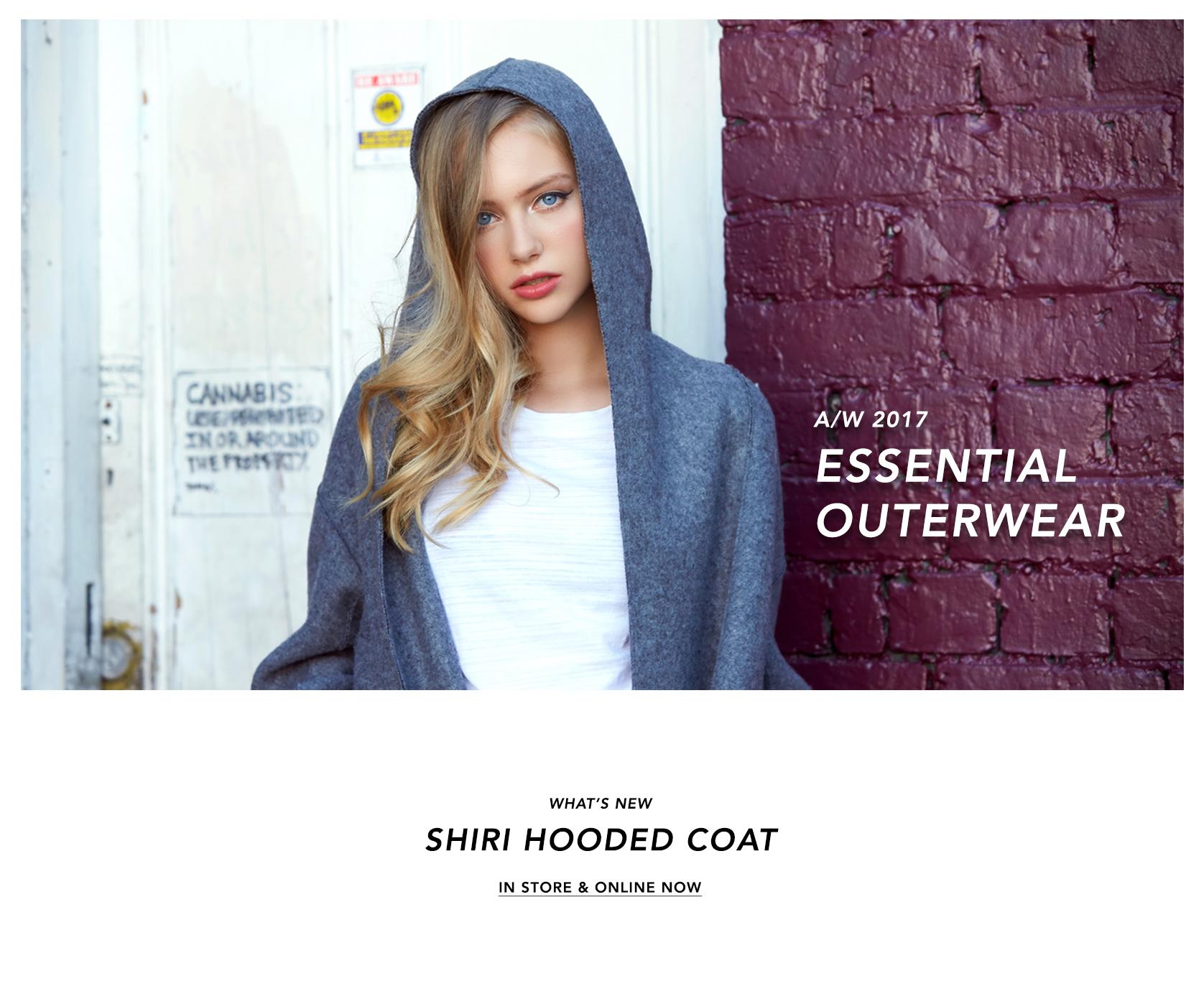 Essential outerwear