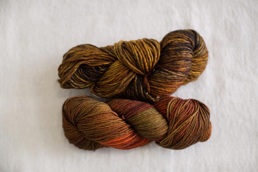 Malabrigo fine yarns