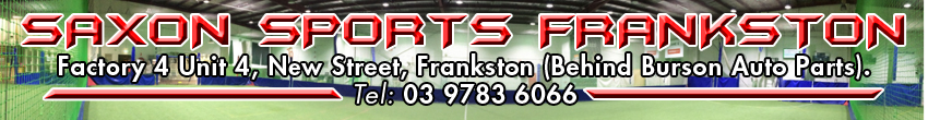 Saxon Sports Frankston iShop