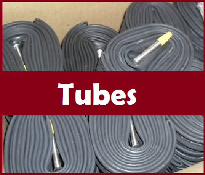 Tubes to fit all Tyres