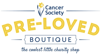 Cancer Society Pre-loved Boutique
