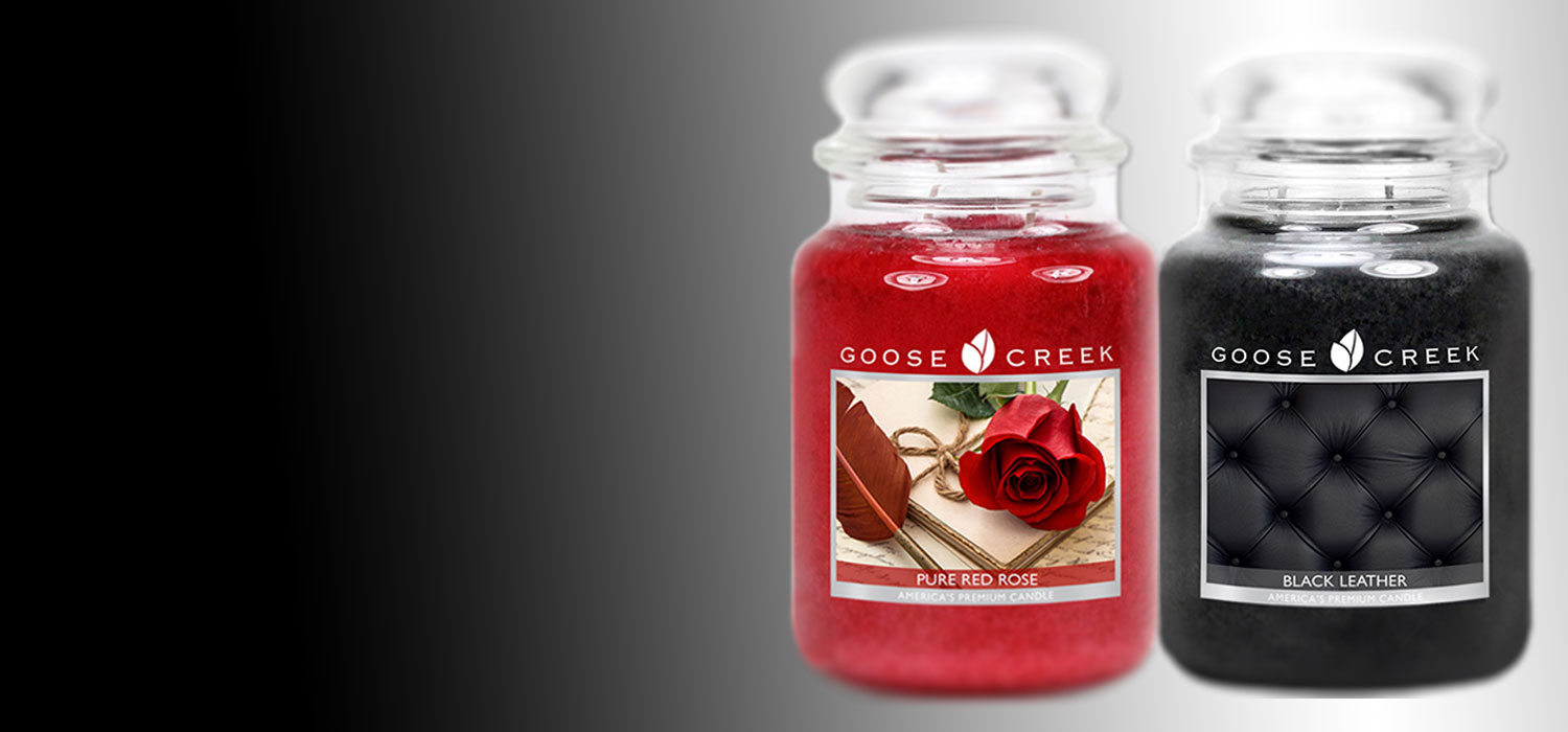 Valentines Goose Creek Candles