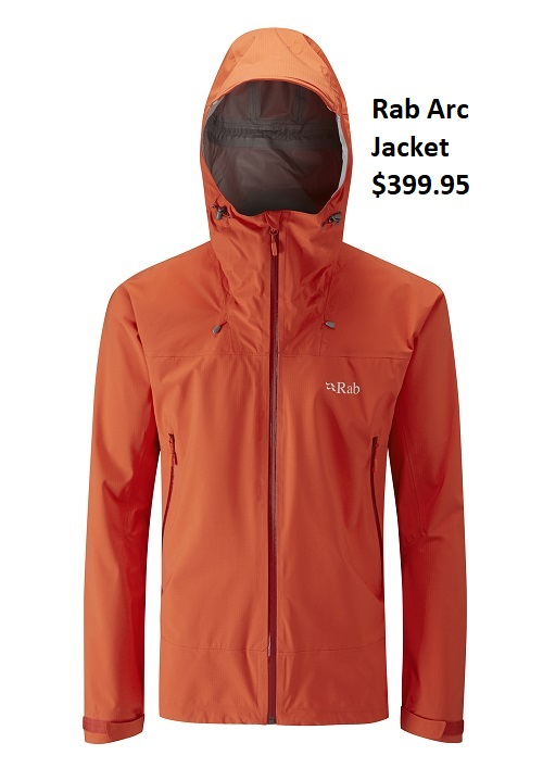 Rab Arc Jacket