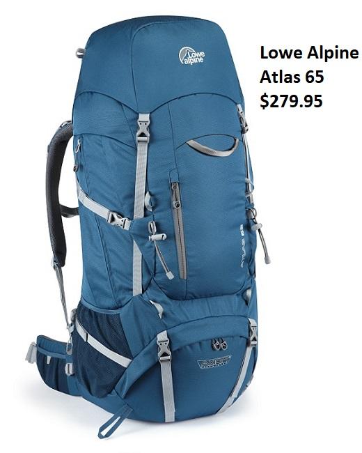 Lowe Alpine Atlas 65