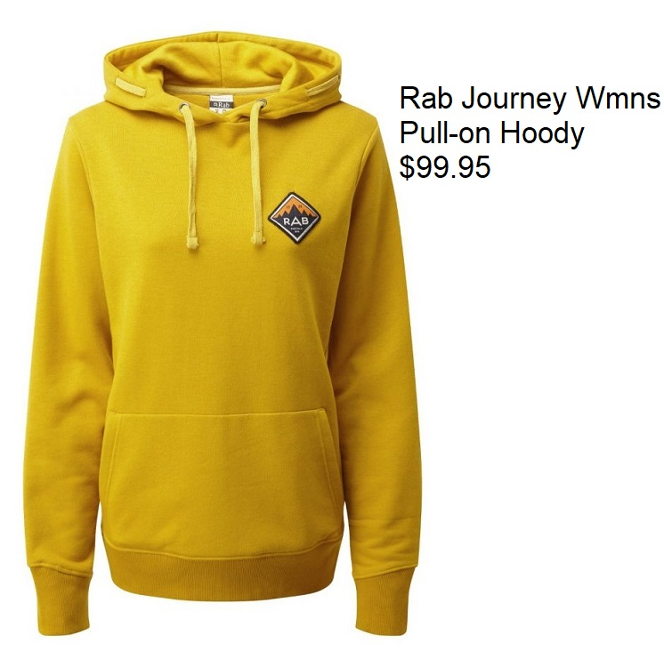 Rab Journey Pull-on Hoody