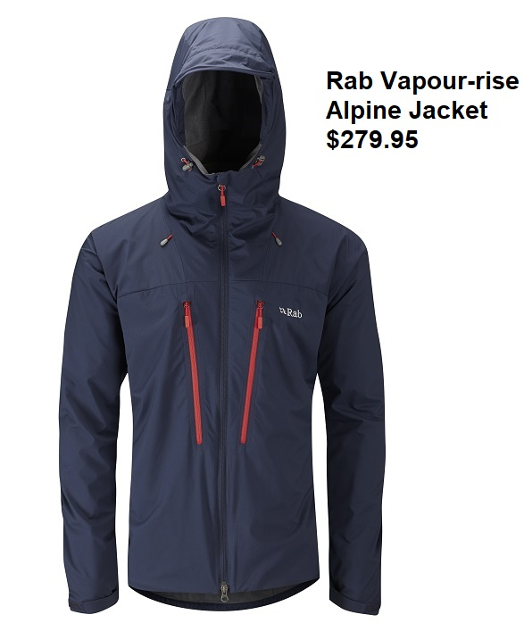 Rab Vapour-rise Alpine Jacket Twilight