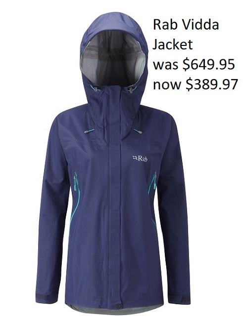 Rab Vidda Jacket