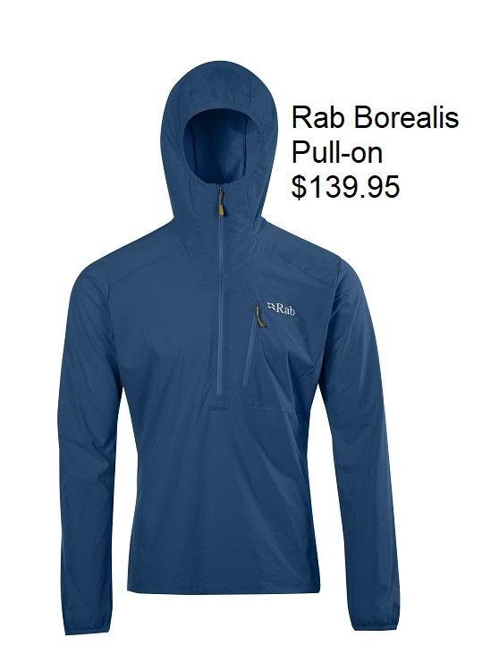 Rab Borealis Pull-on