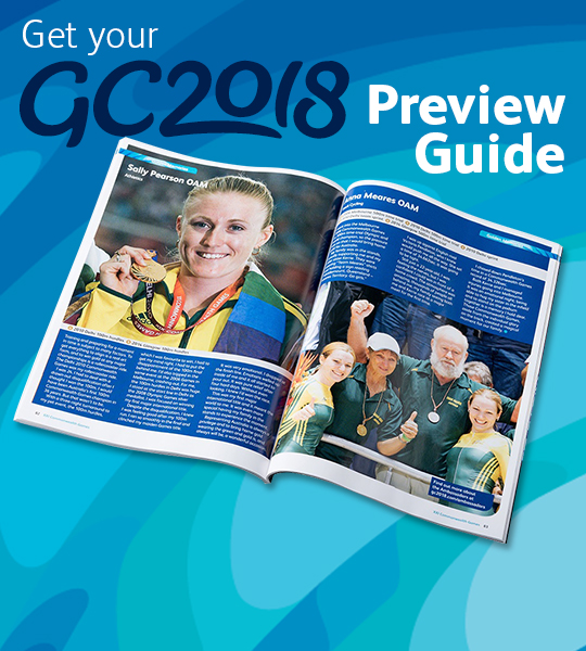 GC2018 PREVIEW GUIDE